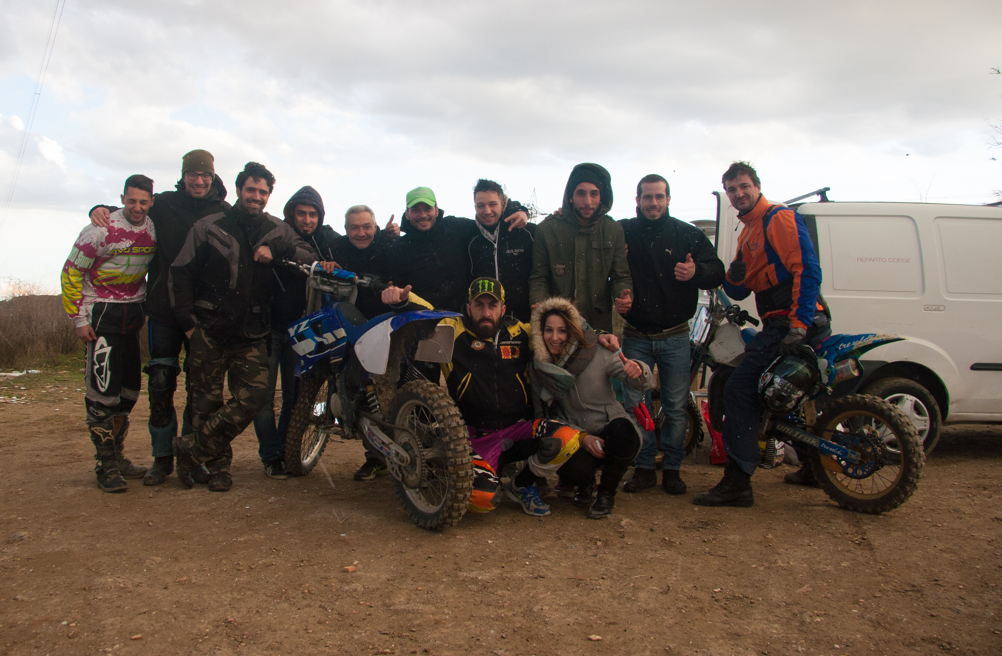 Startudmoto Cross Winter